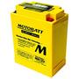 Bateria De Gel Agm Quad Flex Motobatt Mb12u 15,0ah Cb450 Ss