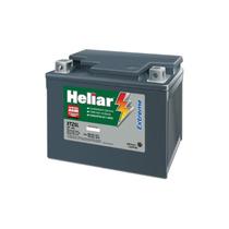 Bateria De Moto Heliar Extreme Xtz-bl 12v 4ah Xtz5l