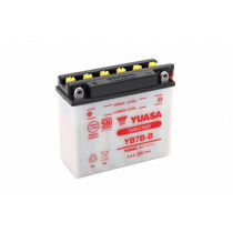 Bateria Yuasa Yb7b-b Xr200/cbx200/nx350/xt225/neo125/nx150