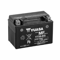 Bateria Yuasa Ytx9-bs Cb500/vt600-shadow/cbr900/xj-6 09--