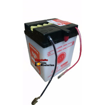 Bateria Gsi Yb2.5-la Cg/today/titan/biz Até 98/xlr 125 Ped
