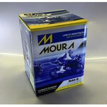 Bateria Moura Twister Falcon Hornet 05 A 07 Cb 300 Fazer 250