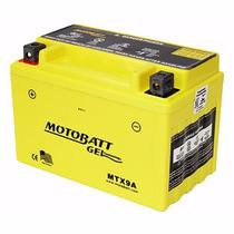 Bateria Gel Motobatt Mtx9a 9ah Vz400 Burgman Gsxr750 Rf900