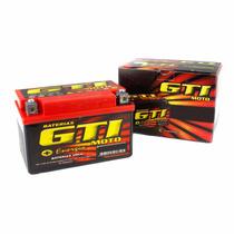 Bateria Selada Honda Cb-400 Cb-450 Moto C/ Garantia + Nfe
