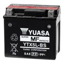 Bateria Ytx5l-bs Titan Es/nxr125 Es/titan150 Ks Yuasa 1942