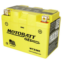 Bateria Gel Motobatt Mtz5br Honda Bros 150 Es / Esd - Xre300