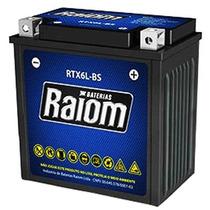 Bateria Selada Rtx6l-bs Honda Xre300 - Raiom