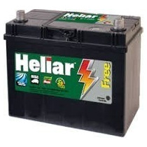 Bateria Heliar De Carro Honda Civic E New Civic