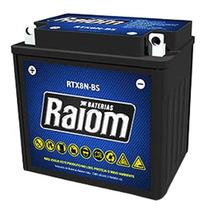 Bateria Selada Rtx8n-bs Suzuki Intruder 125 - Yes 125