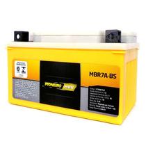 Bateria Moto Pioneiro Mbr7a-bs 12v-7ah Burgman Xlr 125