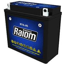 Bateria Selada Rt5l-bs Yamaha Crypton - Raiom