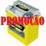 Bateria De Moto 12v-7ah Dafra Riva