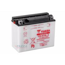 Bateria Yuasa Y50-n18l-a Virago Xv1000 Xv1100 Vn1500 Vulcan