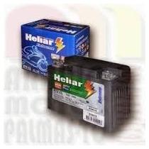 Bateria Heliar 4ah Xtz-bl 12v Xtz5l Extreme