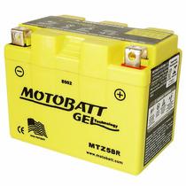 Bateria Motobatt Gel Mtz5br Nxr150 Bros Es / Esd Xre300