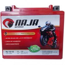 Bateria Mirage650/comet250/650/ninja/dl 1000 V-stron Nj12-12