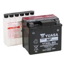 Bateria Yuasa Ytx5l-bs Honda Pop 100 07/... Em Diante