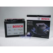 Bateria De Moto Bosch Gel Yamaha Xvs 650 Drag Star 1998 À 08