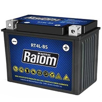 Bateria Selada Rt4l-bs Shineray Retro 50 - Bike 50 - New 50