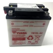 Bateria Yuasa Yb10l-a2 Gs 500 Intruder 250 Virago 250