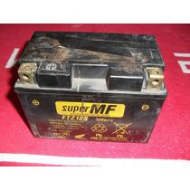Bateria Seminova/original Para Yamaha Xt660r E Outras