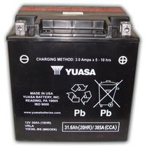 Bateria Yuasa Yix30l-bs Harley-davidson Suzuki Honda Yamaha