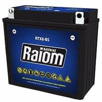Bateria Raiom Rtx8-bs