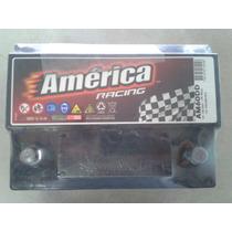 Bateria America Racing (heliar)60ah 15 Meses De Garantia