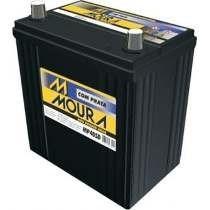 Bateria Moura Honda Fit City Towner 12x Sem Juros