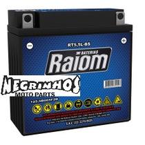 Bateria Raiom Selada Ybr 125 T5.5 Negrinhos Moto