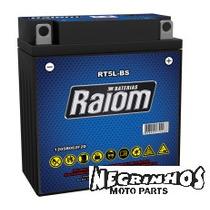 Bateria Raiom Selada Xt 600 Ano 84a89 Rt5 Lbs Negrinhos Moto