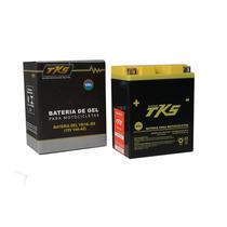 Bateria Gel Tks 14ah A2 Cbx750 Cbf1000 Nacionais