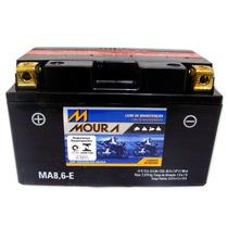 Bateria Moura Ma8,6-e Hornet Cb600 08 A 2013 Cod Ytz10s
