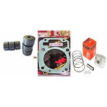 Kit Competição Pino+pistão+flange Fan Titan Bros 150 210cc