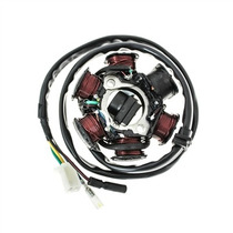 Estator De Bobinas Dafra Laser 150 (corrente Alternada - Ca)