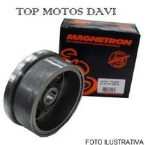 Volante Do Magneto De Bobinas Moto Honda Titan 125 Ks 00-02