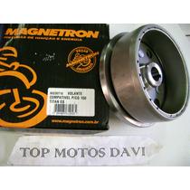 Volante Do Magneto De Bobinas Moto Honda Titan 150 Es -06