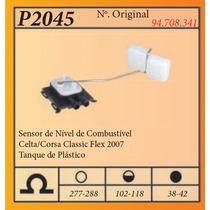 Sensor De Nivel De Combustivel Celta/corsa Classic Flex 2007