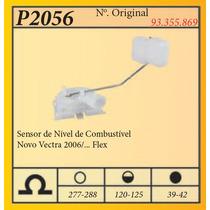 Sensor De Nivel De Combustivel Novo Vectra 2006/...flex