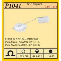 Sensor De Nivel De Combustivel Palio Weekend 2000/...ex Fire