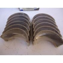 Bronzinas De Biela (jg) 1mm Do Motor Mbb Om 352 / 366 6cc