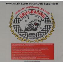 Cabo Tacômetro (conta Giro) Honda Cb 400 I / Ii