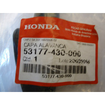 Guarda Po Manete Freio Xl250r Xlx250r Original Honda