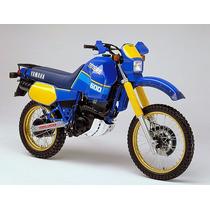 Cabo De Velocimetro De Tenere 600 Yamaha