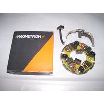Mesa Escova Motor De Partida Magnetron Yamaha Xt 600 Tenere