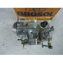 Kombi - Carburador Direito De 01/84 Á 10/89 - Novo - 4859