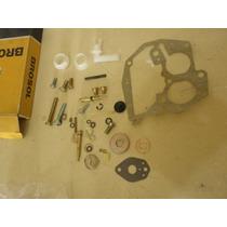 Reparo Parcial Carburador 2e Vw Gm Ford Solex Brosol 174807