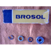 Kit Carburador Brosol Solex Blow By Fiat