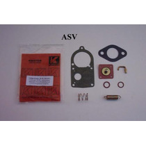 Fusca 1300, 1500, 1600 Simples - Kit De Reparo Do Carburador