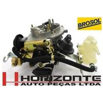 Carburador 2e Monza Kadett E Ipanema 1.8 E 2.0 À Gasolina